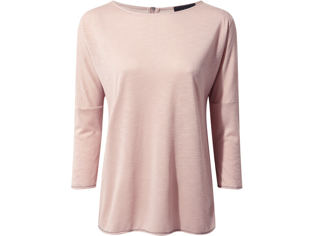 Craghoppers NosiLife Shelby Longsleeve Shirt Dames, dusted rose